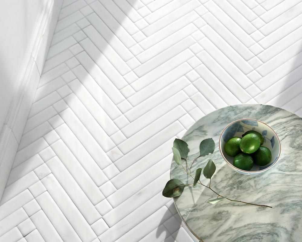 Antiquera stone mosaic