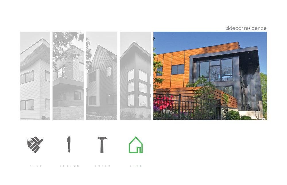 SIDECAR RESIDENCE- STITCH Design Shop