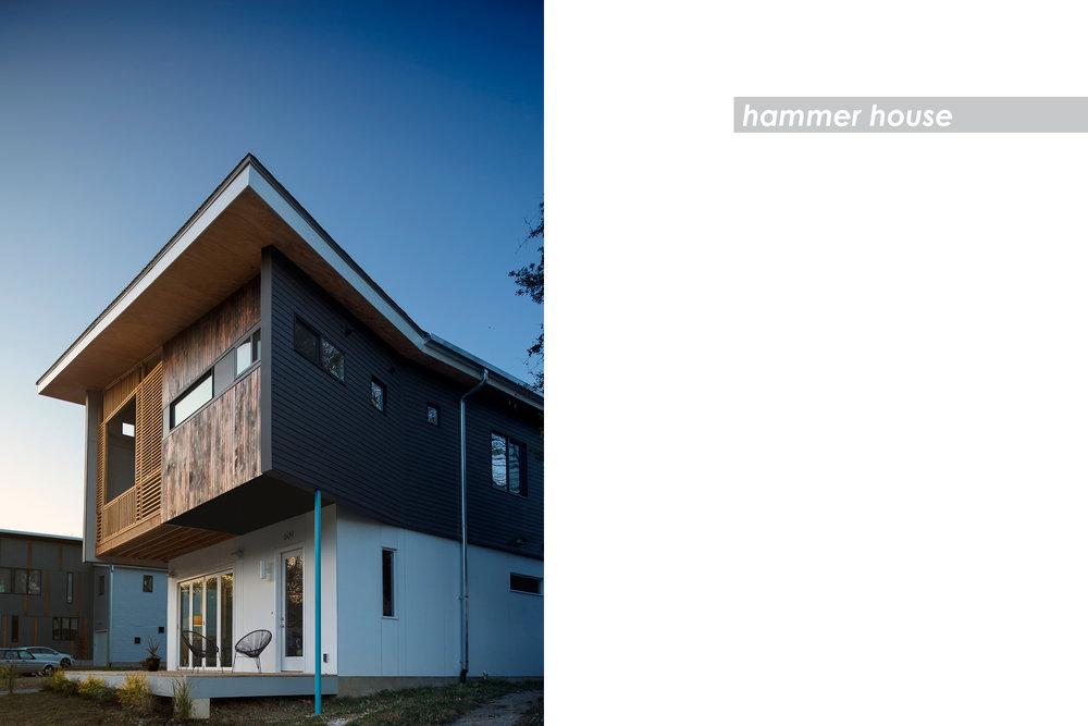 HAMMER HOUSE Nick Hammer