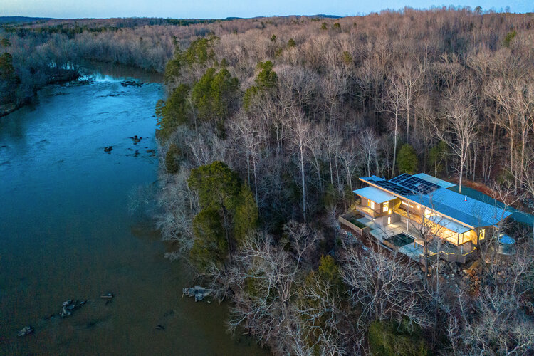Haw River House, Arielle C Schecter