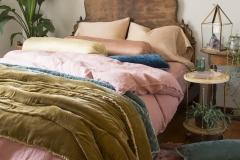 Carmen Personal Comforter in Honeycomb