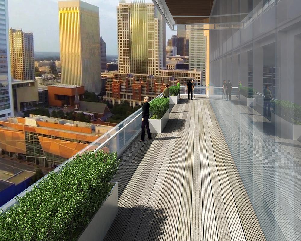 615 S. College Terrace, John Portman & Associates