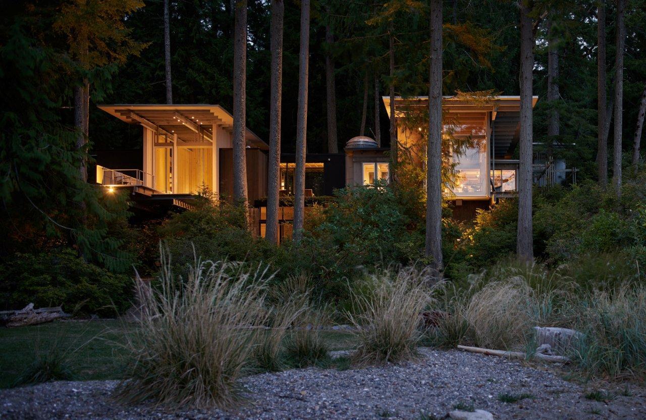 Olson Cabin, by Jim Olson