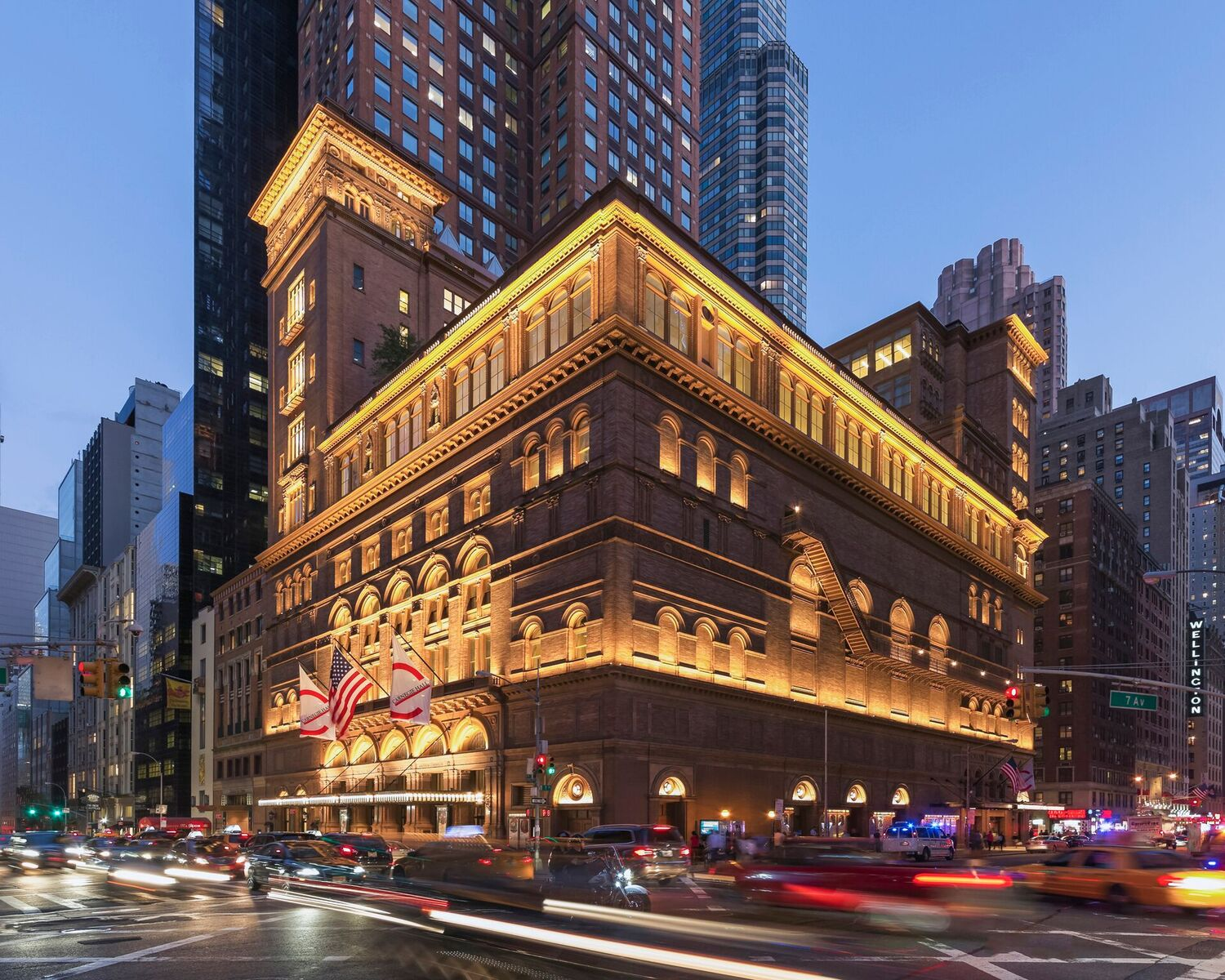 Carnegie Hall Studio Towers Renovation Project by Iu + Bibliowicz Architects; Jeff Goldberg