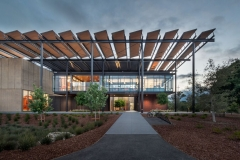Stanford University Central Energy Facility by ZGF Architects; Matthew G. Anderson