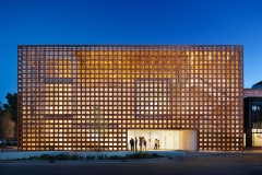 Aspen Art Musuem by Shigeru Ban Architects; Michael Moran