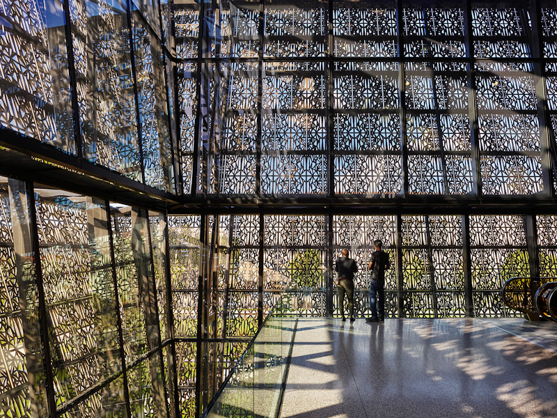 Alan Karchmer / Smithsonian National Museum of African American History and Culture, Freelon Adjaye Bond / SmithGroup Architects