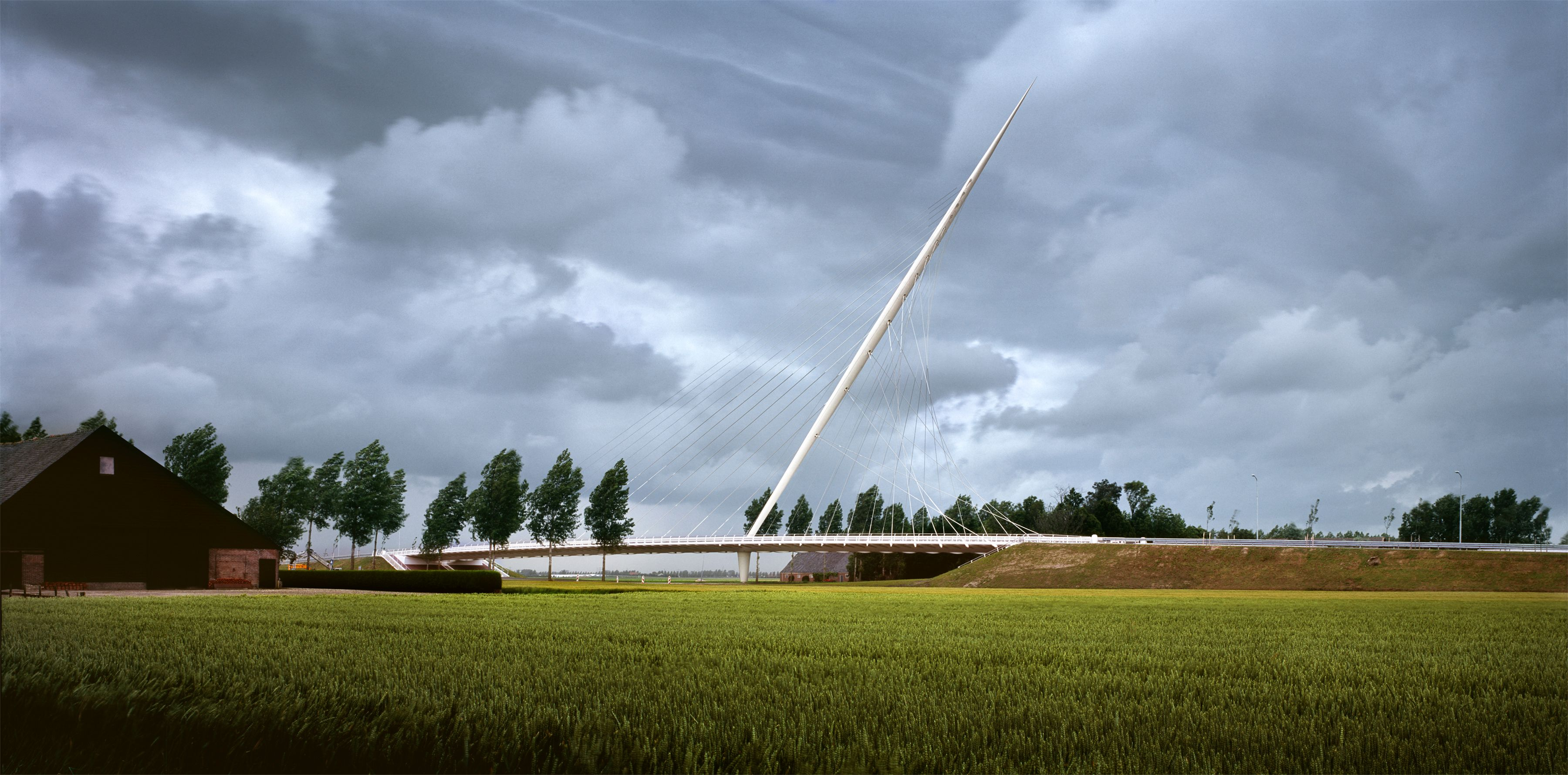 Harp-Bridge