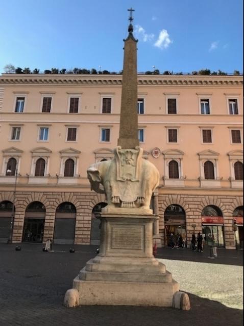 """""""Pulcino della Minerva,"""" or """"Minerva's Chick"""""""