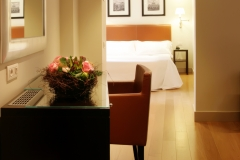 Guest room, Albergo Santa Chiara