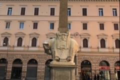 """""""Pulcino della Minerva,"""" or"""
