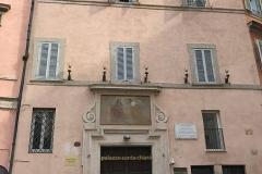 Theater, Albergo Santa Chiara