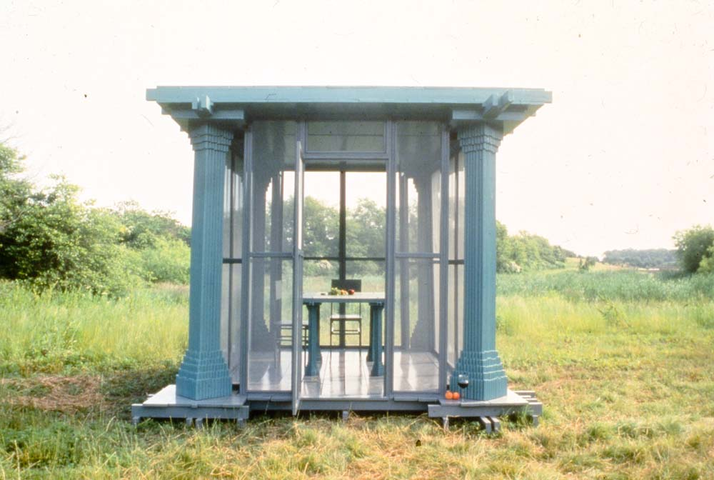 Wexler-Gazebo-with-Matching-Table-1980