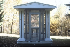 Allan Wexler: Gazebo With Tree Columns