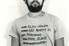 Allan Wexler: Grafitti Shirt