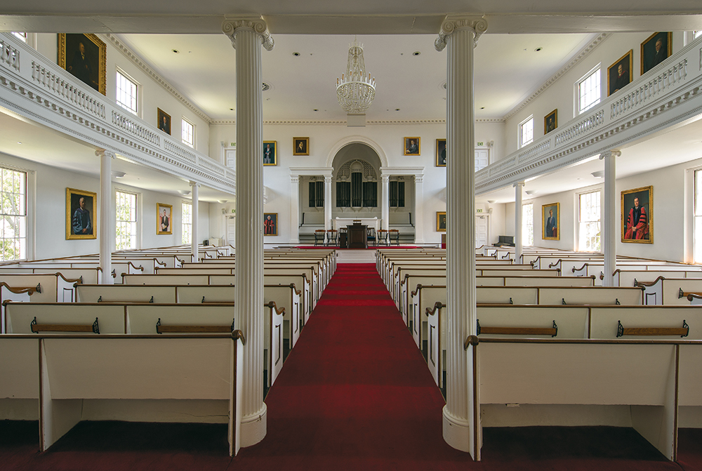 Amherst Guide, JohnsonChapel