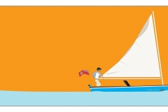 Dready Cat Boat, Shane Aquart