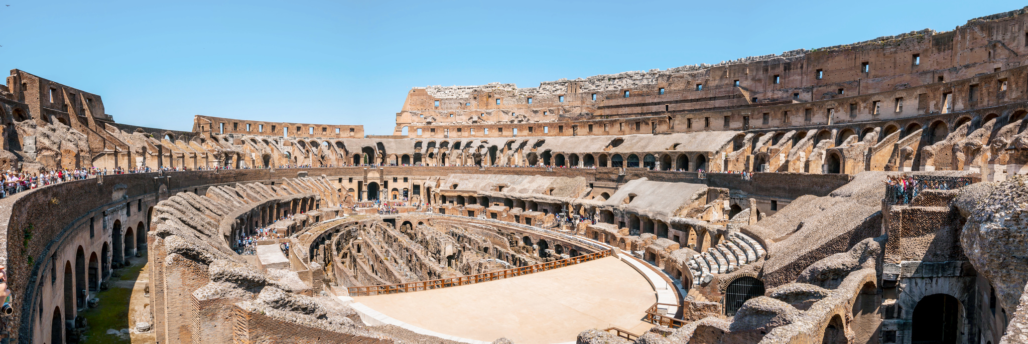 Colosseum, Architecture Inside-Out, Kayleigh Jankowski