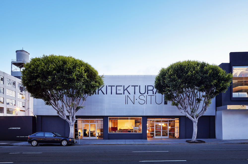 Arkitektura In-Situ Showroom San Francisco, California