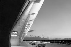Dulles Airport, Saarinen, Studio@BalthazarKorab.com