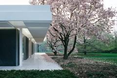 Miller House, Saarinen, Studio@BalthazarKorab.com