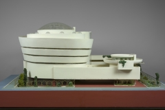 Frank Lloyd Wright (American, 1867–1959). Solomon R. Guggenheim Museum, New York. 1943–59. Model.