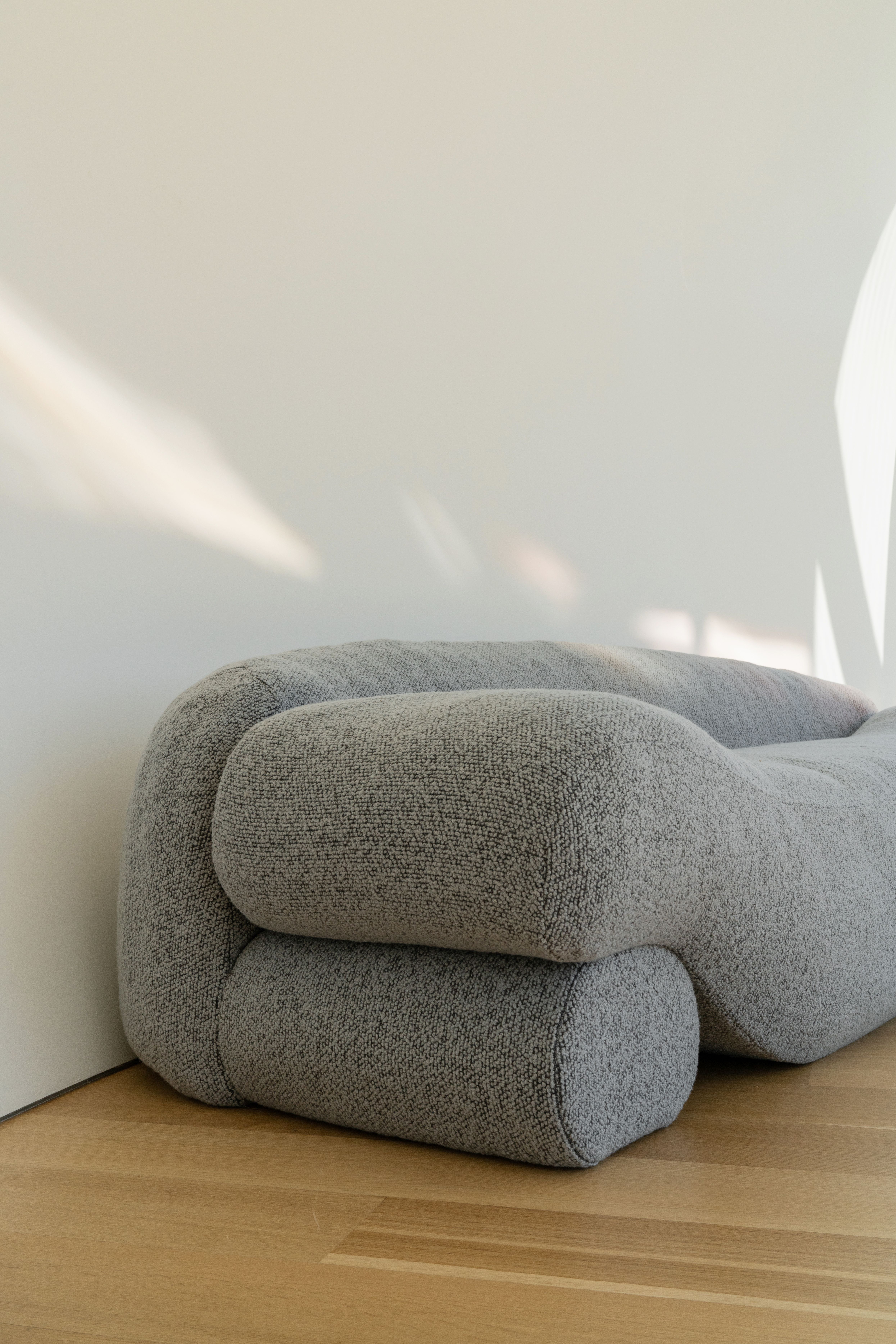 The Beanie Sofa by NEA Studio
