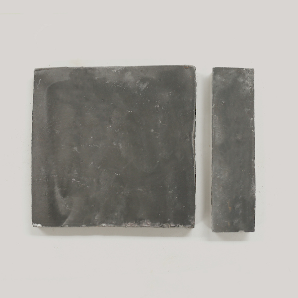 cle tile: Belgian reproduction, Square, rectangle, Flemish black bundle