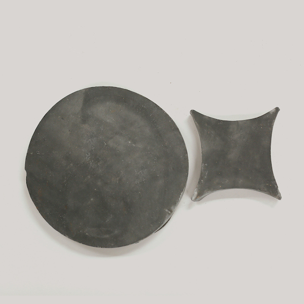 cle tile: Belgian reproduction, circle star