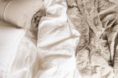 Bella Notte 2020 Spring Lifestyle, Austin in White + Austin Quilted in Fog)