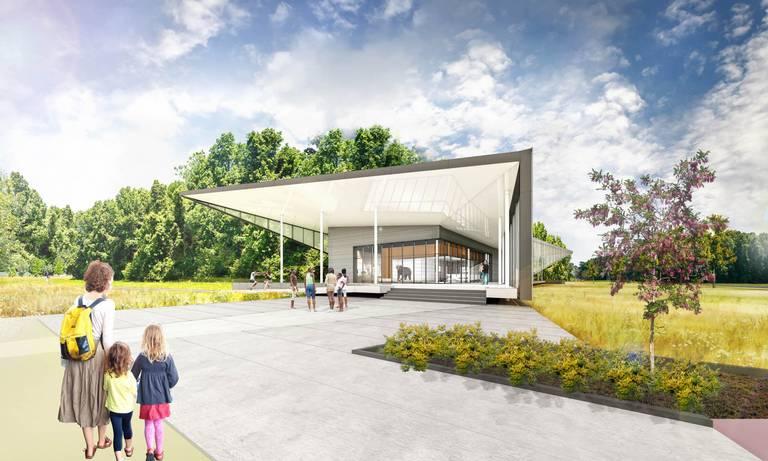 Visitor-Center-Pettigrew-Park-EVOKE-Studio-1