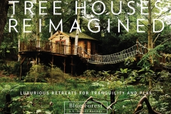 "Ashley Rooney, ""Tree Houses Reimagined,"" Schiffer Books"