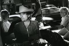 Bob Dylan, 1996; Photo Randee St. Nicholas