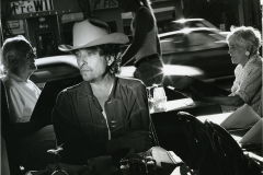 Bob Dylan, 1996; Photo Randee St. Nicholas