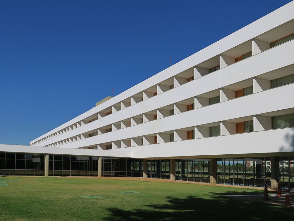 Brasilia Palace Hotel; Photo by Paul Clemence