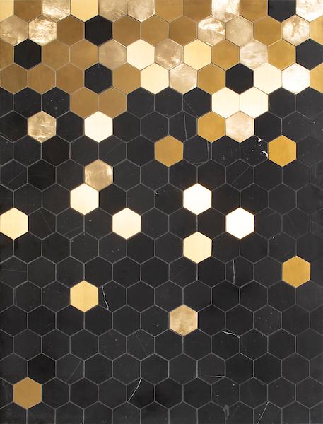 Huxley stone mosaic