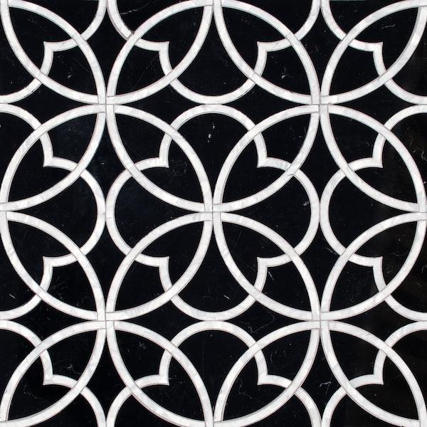 Lombard stone mosaic