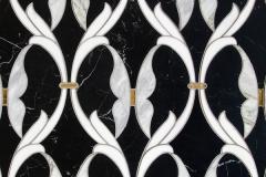 Whistler stone mosaic