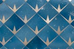 Byron stone mosaic