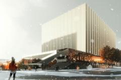 Brown University Performing Arts Center, REX