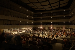 Orchestra, Brown University Performing Arts Center, REX