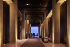 JW Marriott Los Cabos Beach Resort & Spa, Jim Olson, Building Nature Art; Benjamin Benschneider