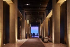 JW Marriott Los Cabos Beach Resort & Spa, Jim Olson, Building Nature Art; Benjamin Benschneider