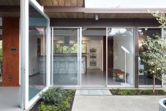 Eichler Restoration in Burlingame, Calif. by John Klopf