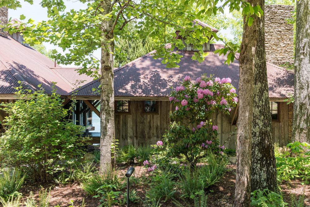 JLF Architects, Beaman Residence, Tennessee