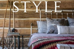 Cabin Style Cover