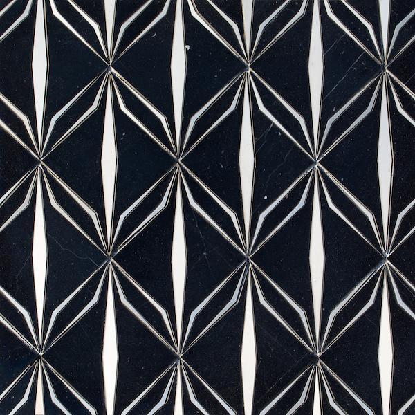 Eze stone mosaic
