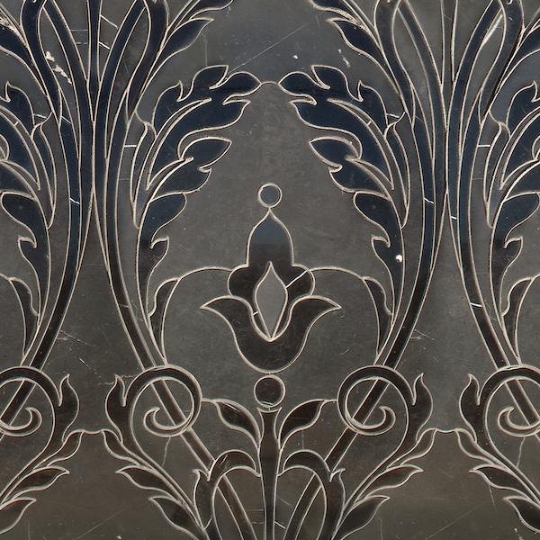 Monaco Floral stone mosaic
