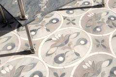 Beatrice Grandiose stone mosaic