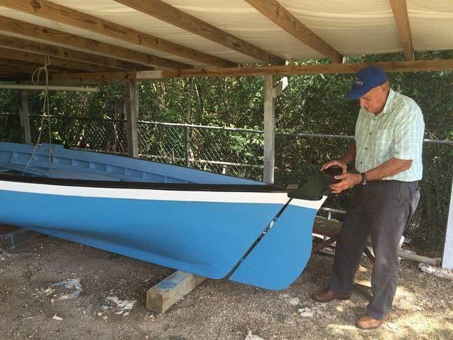 Catboat: Capt. Ken Jackson
